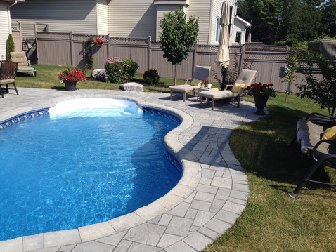 Stittsville 2014 Pool view